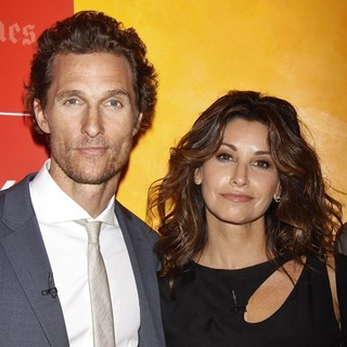 Matthew McConaughey, Gina Gershon in the TimesTalks' Stage to Screen Discussion of Killer Joe