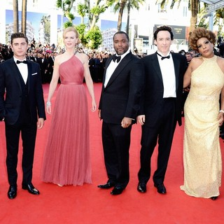 David Oyelowo, Zac Efron, Nicole Kidman, Lee Daniels, John Cusack, Macy Gray, Matthew McConaughey in The Paperboy Premiere - During The 65th Cannes Film Festival