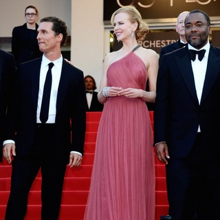 Matthew McConaughey, Nicole Kidman, David Oyelowo in The Paperboy Premiere - During The 65th Cannes Film Festival
