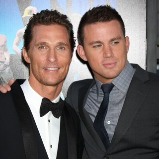 Matthew McConaughey, Channing Tatum in 2012 Los Angeles Film Festival - Closing Night Gala - Premiere Magic Mike