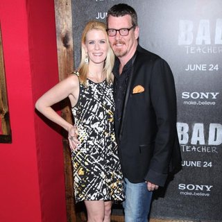 Alex McCord, Simon van Kempen in World Premiere of Bad Teacher - Arrivals