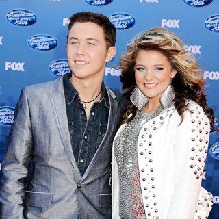 Scotty McCreery - The 2011 American Idol Finale - Press Room