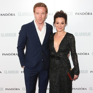 Damian Lewis, Helen McCrory in Glamour Women of The Year Awards 2013