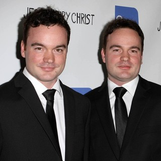 Mickey McDonald, Mark McDonald in Jesus Henry Christ Los Angeles Premiere