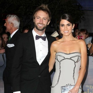 Paul McDonald, Nikki Reed in The Premiere of The Twilight Saga's Breaking Dawn Part II