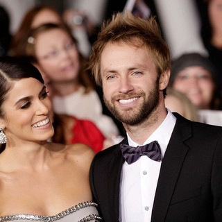 Nikki Reed, Paul McDonald in The Premiere of The Twilight Saga's Breaking Dawn Part II