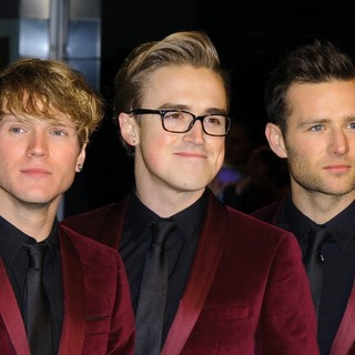 McFly in The Hobbit: An Unexpected Journey - UK Premiere - Arrivals - mcfly-uk-premiere-the-hobbit-an-unexpected-journey-01