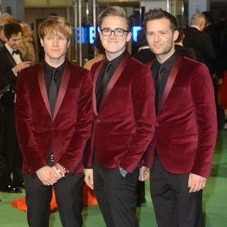 McFly in The Hobbit: An Unexpected Journey - UK Premiere - Arrivals - mcfly-uk-premiere-the-hobbit-an-unexpected-journey-02