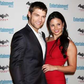 Liam McIntyre, Katrina Law in Comic Con 2011 Day 3 - Entertainment Weekly Party - Arrivals