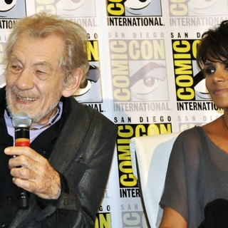 Ian McKellen, Halle Berry in Comic-Con International 2013 - X-Men: Days of Future Past - Press Conference