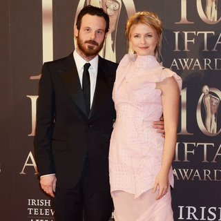 Scoot McNairy, Whitney Able in The 2013 IFTA Awards