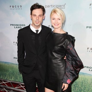 Scoot McNairy, Whitney Able in New York Premiere of Promised Land