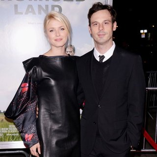 Whitney Able, Scoot McNairy in New York Premiere of Promised Land