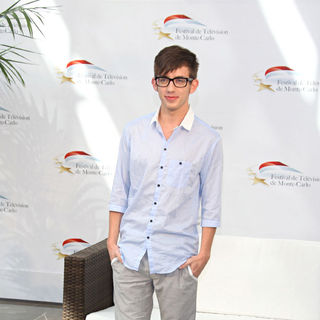 Kevin McHale in 50th Anniversary of The Monte Carlo TV Festival - 'Glee' Photocall - Day 3