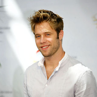 Shaun Sipos in 50th Monte Carlo TV Festival - 'Melrose Place' - Photocall