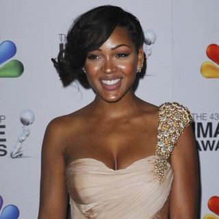 Meagan Good in The 43rd Annual NAACP Awards - Arrivals