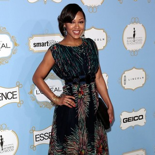 Meagan Good in 6th Annual Essence Black Women in Hollywood Luncheon