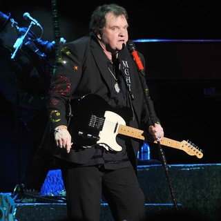 Meat Loaf Performs during His The Farewell Tour
