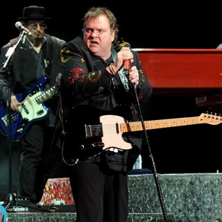 Meat Loaf in Meat Loaf Performs during His The Farewell Tour