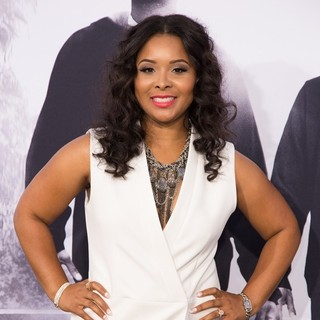 Mechelle Epps in World Premiere of Universal Pictures' Straight Outta Compton - Arrivals