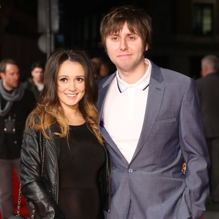 Clair Meek, James Buckley in Trance World Premiere - Arrivals