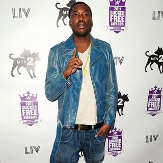 Meek Mill in 2011 MTV2 Sucker Free Awards
