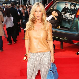 Meg Mathews in The Sweeney UK Film Premiere - Arrivals