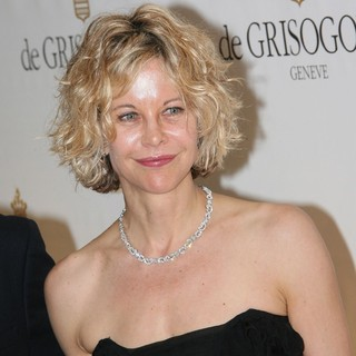 Meg Ryan in Cannes International Film Festival 2010 - Day 7 - De Grisogono Dinner Party - Arrivals