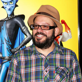 David Cross in Los Angeles Premiere of 'Megamind'