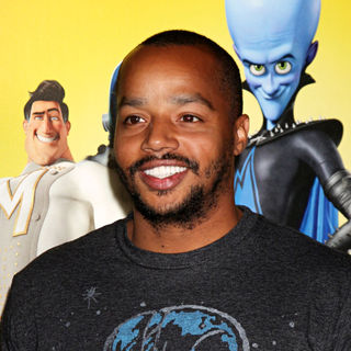 Donald Faison in Los Angeles Premiere of 'Megamind'
