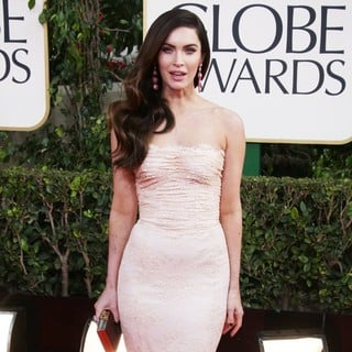 Megan Fox in 70th Annual Golden Globe Awards - Arrivals