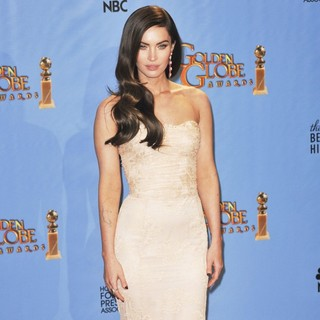 Megan Fox in 70th Annual Golden Globe Awards - Press Room