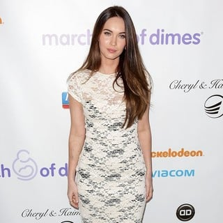 Megan Fox in March of Dimes Celebration of Babies Luncheon - Arrivals