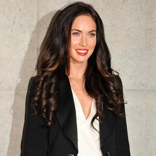 Megan Fox in Milan Fashion Week Milano Moda Uomo F-S 2011 - Emporio Armani - Inside