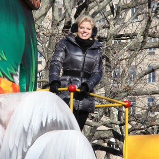 Megan Hilty in 87th Macy's Thanksgiving Day Parade