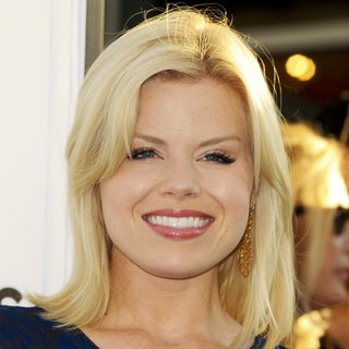 Megan Hilty in The World's End Hollywood Premiere