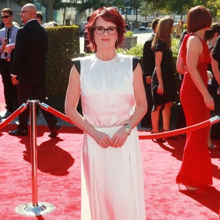 Megan Mullally in 2012 Creative Arts Emmy Awards - Arrivals
