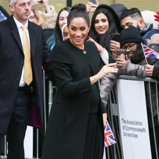 The Duchess of Sussex Attends An Engagement with The Association of Commonwealth Universities