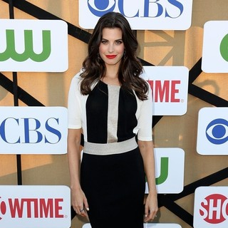 Meghan Ory in CW, CBS and Showtime 2013 Summer TCA Party - Arrivals