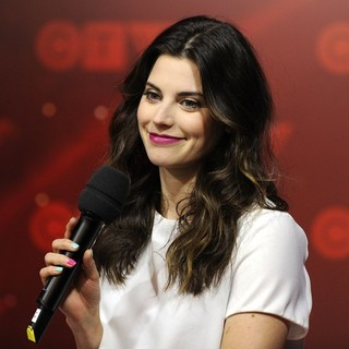 Meghan Ory in CTV Upfront 2013 Press Conference