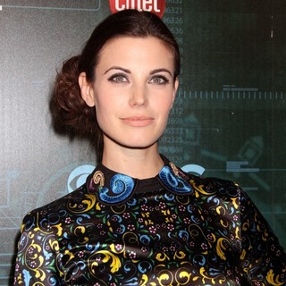 Meghan Ory in Intelligence Premiere