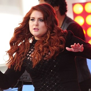 Meghan Trainor Performing Live on NBC's Today Show