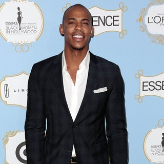 Mehcad Brooks in 6th Annual Essence Black Women in Hollywood Luncheon