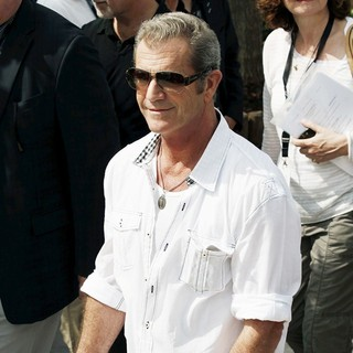 Mel Gibson in 2011 Cannes International Film Festival - Day 8 - The Beaver - Photocall
