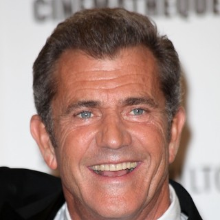 Mel Gibson in 25th American Cinematheque Award Honoring Robert Downey Jr. - Arrivals