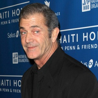 Mel Gibson - Cinema for Peace Event Benefitting J-P Haitian Relief
