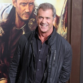 Mel Gibson - Premiere of Mad Max: Fury Road