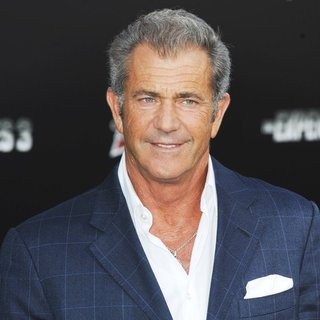 Mel Gibson - The Los Angeles Premiere of The Expendables 3 - Arrivals