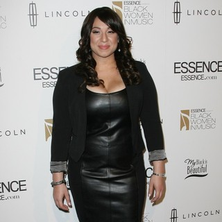 Melanie Amaro in 3rd Annual Essence Black Women in Music Event