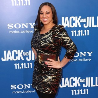 Los Angeles Premiere of Jack and Jill